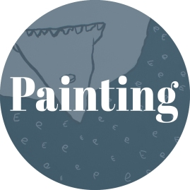 Painting button